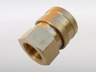"3/8"" Female Thread to 3/8"" Female Quick Connector (B)"