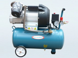 3hp Electric 30L 380LPM V-Twin Cylinder Air Compressor