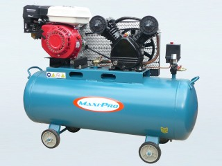 6.5hp Petrol 100L 250LPM Air Compressor