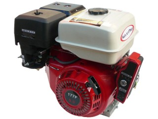 Maxi-Pro 9hp Electric Start Stationary Engine with 2:1 Speed Reduction