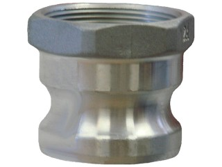 "50mm (2"") Type 'A' Aluminium Camlock Fitting"
