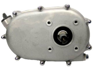 2:1 Reduction Gearbox with Oil Bath Clutch (19mm)