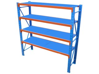 Long Span Shelving 2m Long - 300kg/Shelf