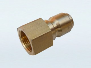 "14mm Female Thread to 3/8"" Male Quick Connector (T)"