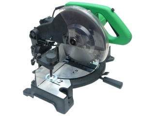 1650 Watt 255mm Compound Mitre Saw