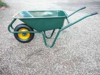 Wheelbarrow Steel Tub 70L