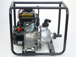 "Maxi-Pro 1"" Water Pump 2.5hp Full Cage"