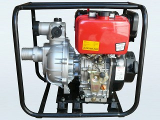 "Maxi-Pro 3"" High Pressure 10hp Electric Start Diesel Water Pump"