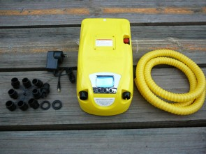 12v Electric Deluxe Air Pump