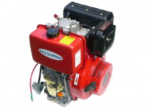 13hp Electric Start Diesel Engine