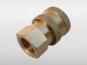 "14mm Female Thread to 1/4"" Female Quick Connector (F)"