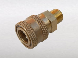 "14mm Male Thread to 1/4"" Female Quick Connector (E)"