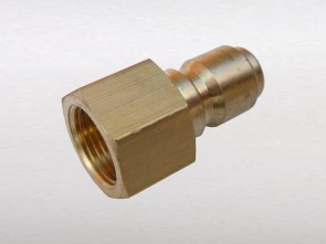 "3/8"" Female Thread to 3/8"" Male Quick Connector (D)"