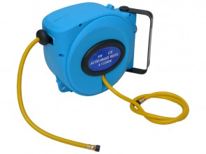 Auto Retractable 9m Air Hose Reel with Hose