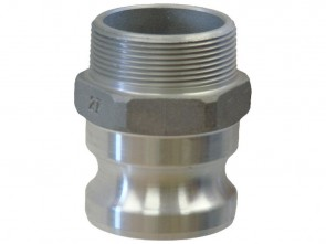 "75mm (3"") Type 'F' Aluminium Camlock Fitting"