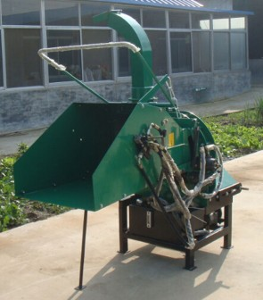 PTO 200mm Feed Chipper