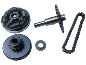 2:1 Reduction Gearbox Kit