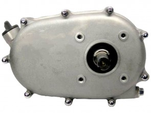 2:1 Reduction Gearbox with Oil Bath Clutch (22mm)