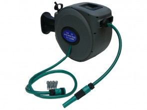 15m Auto Retractable Garden Hose Reel with Hose