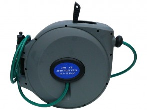 30m Auto Retractable Garden Hose Reel with Hose