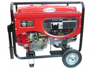 Maxipro Generator 6.5 kW Electric Start.