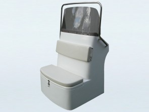 Center Console - SMP - JR116
