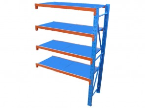 Long Span Shelving 1.5m Long - 300kg/Shelf Add-On Unit