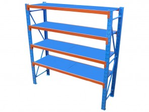 Long Span Shelving 2m Long - 200kg/Shelf