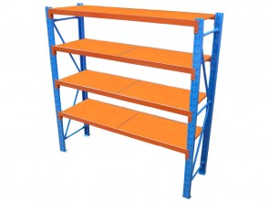 Long Span Shelving 2m Long - 500kg/Shelf