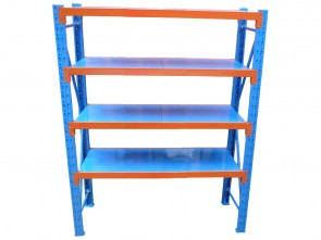 Long Span Shelving 1.5m Long - 200kg/Shelf