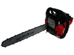 Maxi-Pro Red/Black Chainsaw 52cc 18'' Oregon Bar and Chain