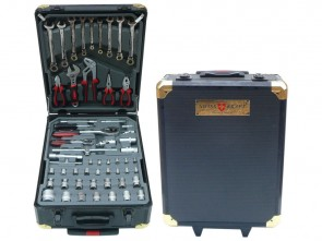 Swiss Kraft 186 Piece Tool Kit