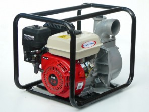 """Maxi-Pro 3"""" Water Pump with 7hp Electric Start Petrol Engine"""