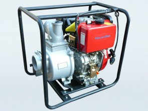 "Maxi-Pro 4"" Electric Start Diesel Water Pump"