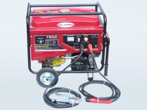 Welder Generator 6.5Kva Electric Start.