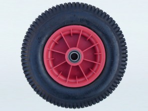Pneumatic Spare Wheel 16 x 4.5-8 suits 25.4mm Axle