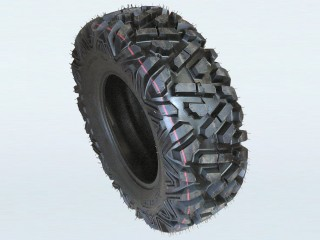 25 x 8-12 Tubeless 6 Ply Tyre