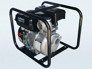 "2"" Water Pump with 6.5hp Lifan Engine"