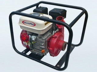 """7.5hp Petrol Engine Fire Fighting Pump with 2.5"""" Inlet and 2"""" Outlet"""