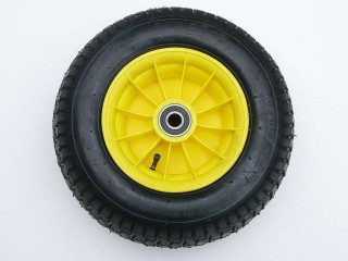 Maxi-Pro Spare Wheel 16 x 6.5-8 suits 25.4mm Axle