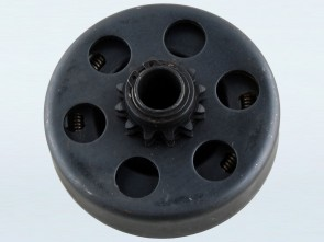 12 Tooth Sprocket with built in Centrifugal Clutch (19mm Bore, #35 Pitch)