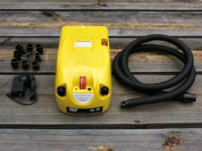 12v Electric Deluxe Air Pump with Dial (GP80-B)