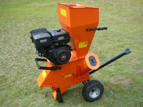 13hp Electric Start Chipper Shredder Mulcher