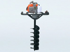 63cc Post Hole Digger with 200mm Auger Bit