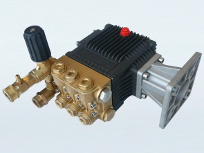 Brass Pressure Washer Pump - 3600psi - 14L/min