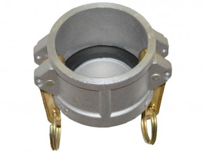 "40mm (1.5"") Type 'DC' Aluminium Camlock Fitting"