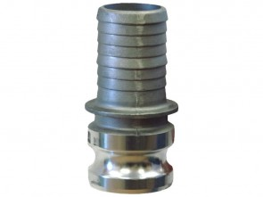 "19mm (3/4"") Type 'E' Aluminium Camlock Fitting"