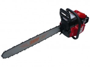 "Craftop 72cc Chainsaw with 24"" Bar and 2 Chains"