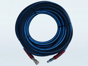 30m Heavy Duty Pressure Washer Hose