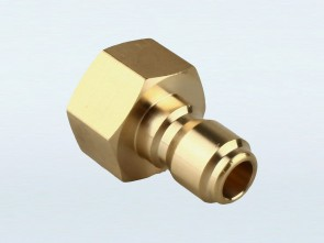 "22mm Female Thread to 3/8"" Male Quick Connector (X)"